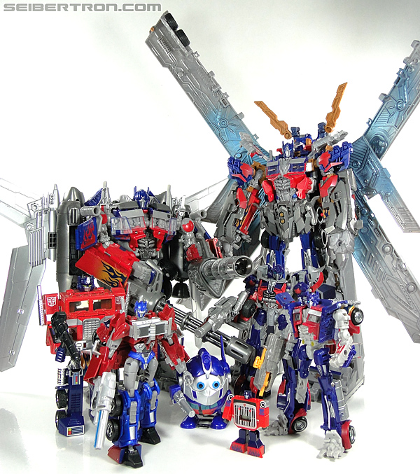 Transformers Prime: First Edition Optimus Prime (Image #169 of 170)