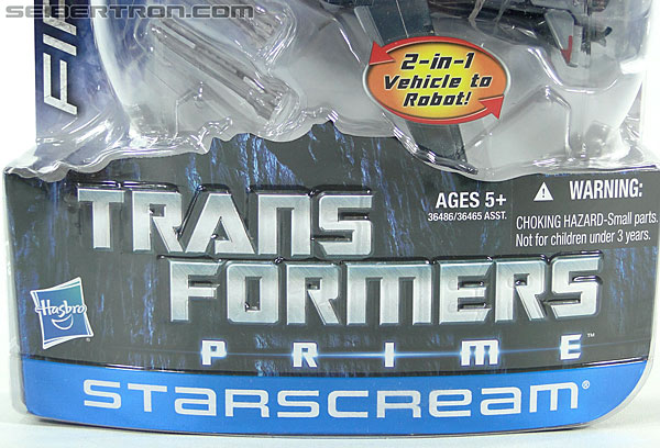 Transformers Prime: First Edition Starscream (Image #5 of 136)