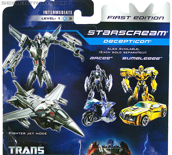 Transformers Prime: First Edition Starscream (Image #12 of 136)