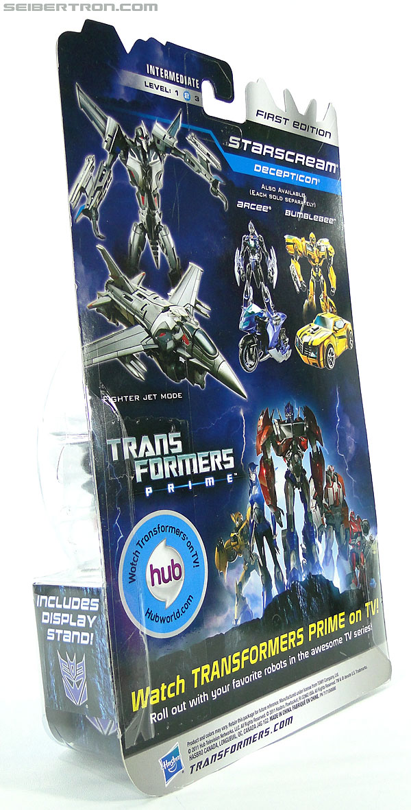 Transformers Prime: First Edition Starscream (Image #14 of 136)