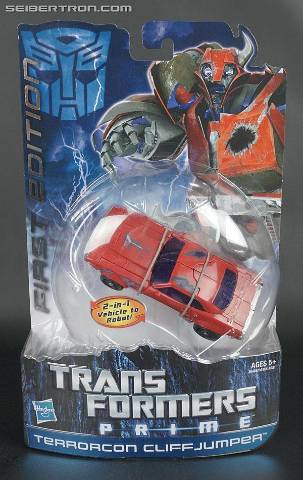 Transformers News: New Galleries: Rust In Peace Cliffjumper, EZ-SP2 Terrorcon Cliffjumper, Hasbro Terrorcon Cliffjumper