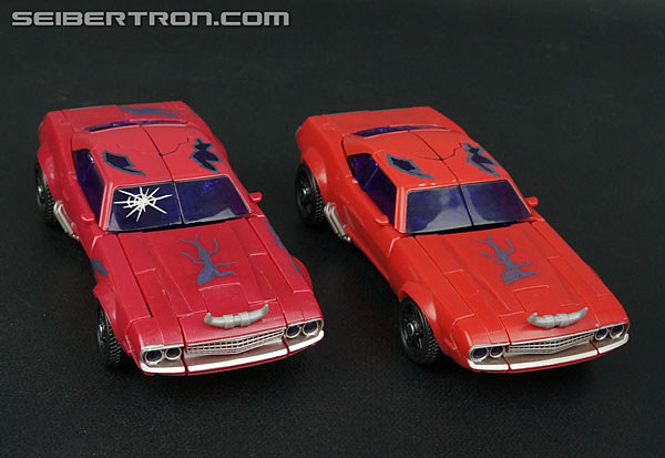 Transformers News: New Galleries: Rust In Peace Cliffjumper, EZ-SP2 Terrorcon Cliffjumper, Hasbro Terrorcon Cliffjumper