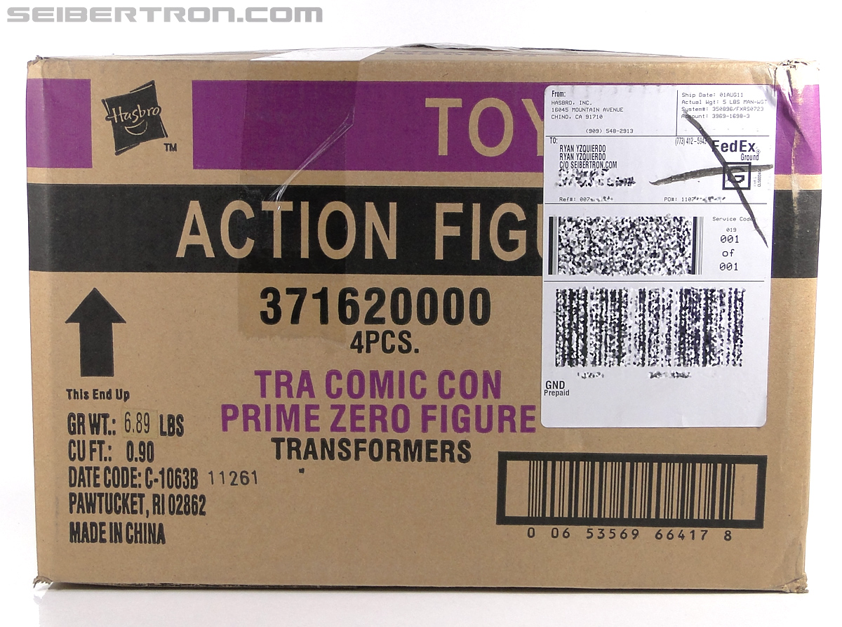 Transformers Prime: First Edition Optimus Prime (Image #1 of 170)