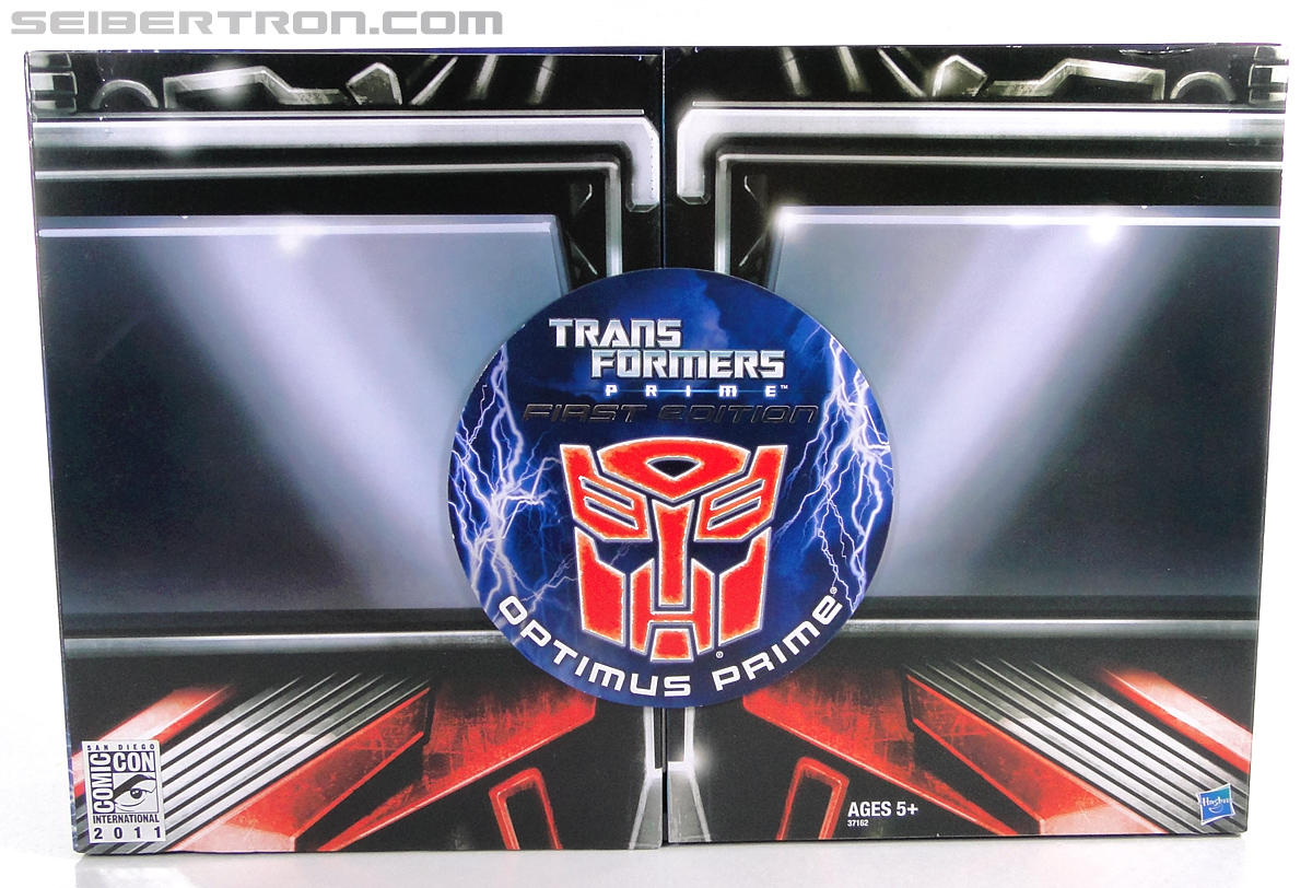 Transformers Prime: First Edition Optimus Prime (Image #10 of 170)