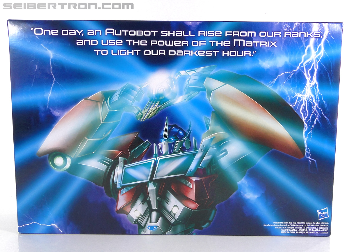 Transformers Prime: First Edition Optimus Prime (Image #15 of 170)