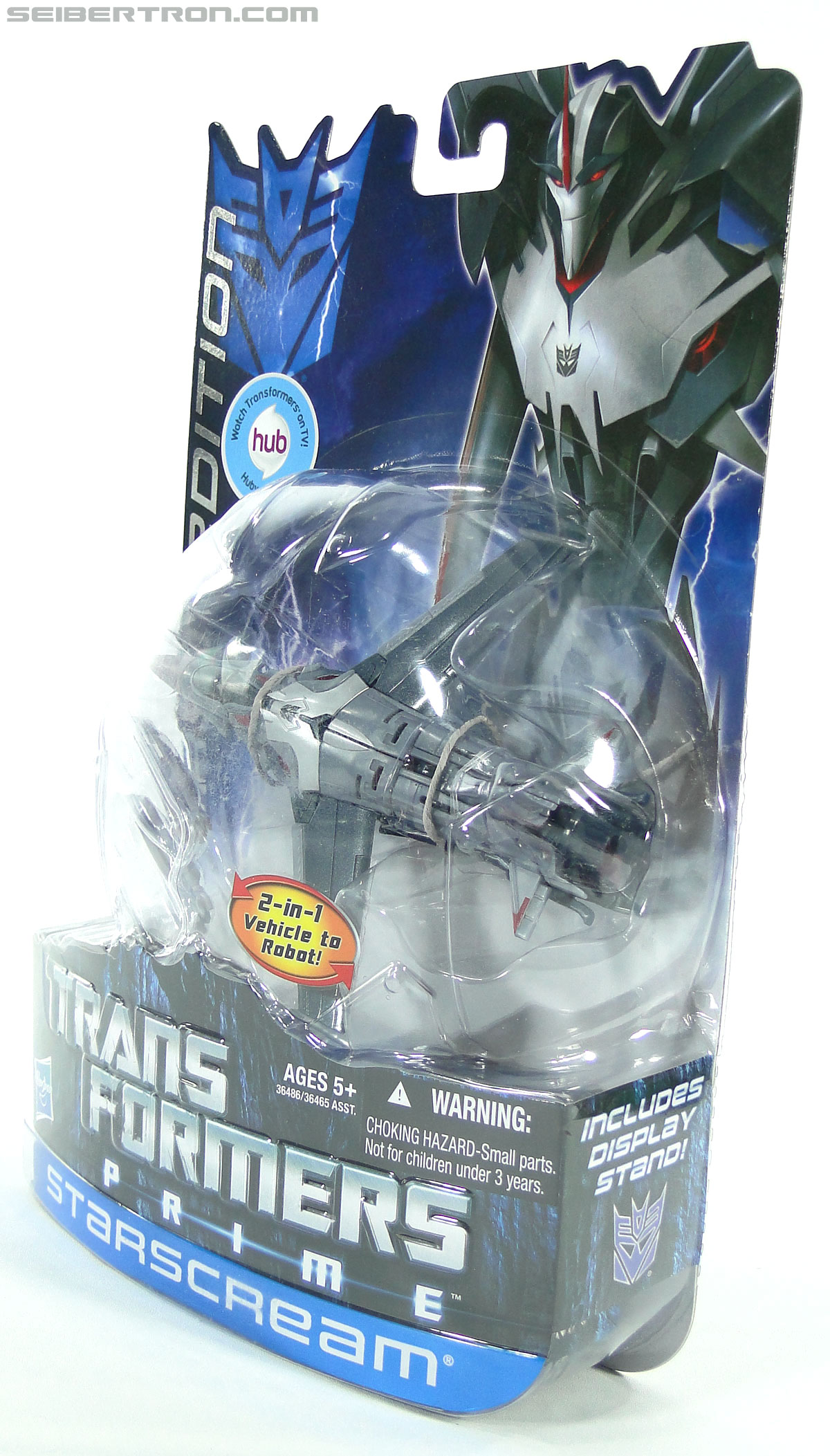 Transformers Prime: First Edition Starscream (Image #15 of 136)