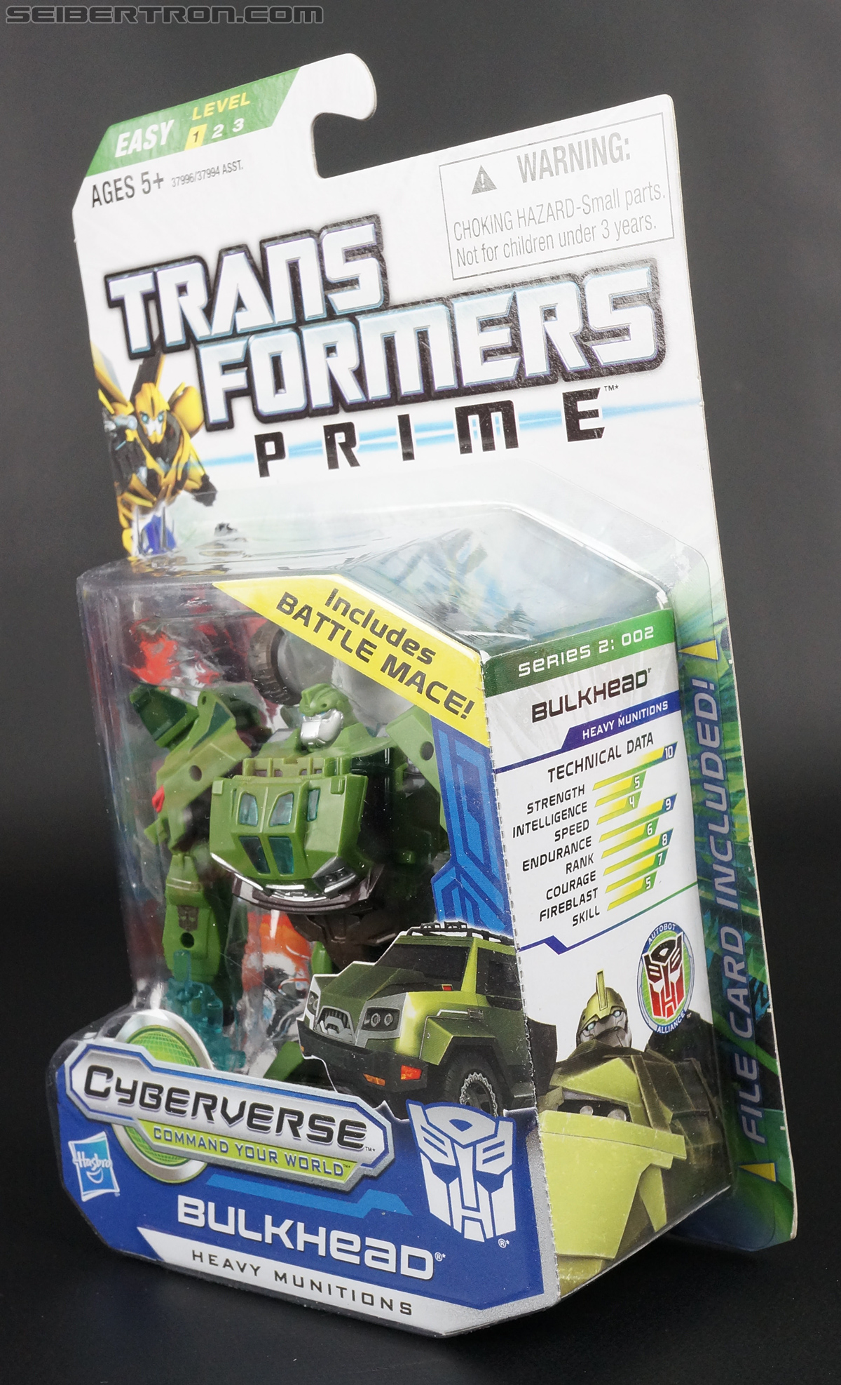 Transformers Prime: Cyberverse Bulkhead (Image #12 of 150)