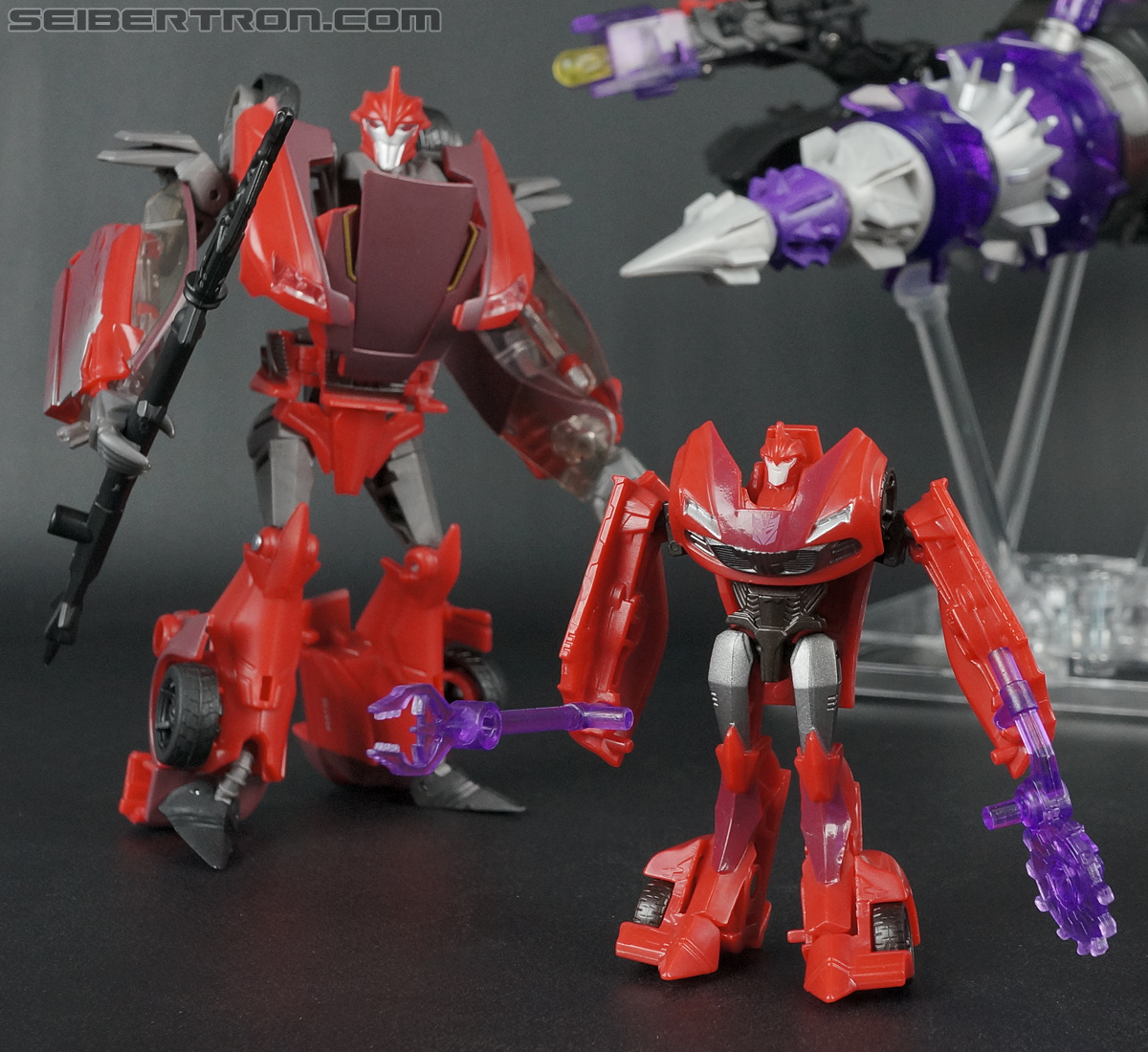 Transformers Prime: Cyberverse Knock Out (Image #145 of 146)