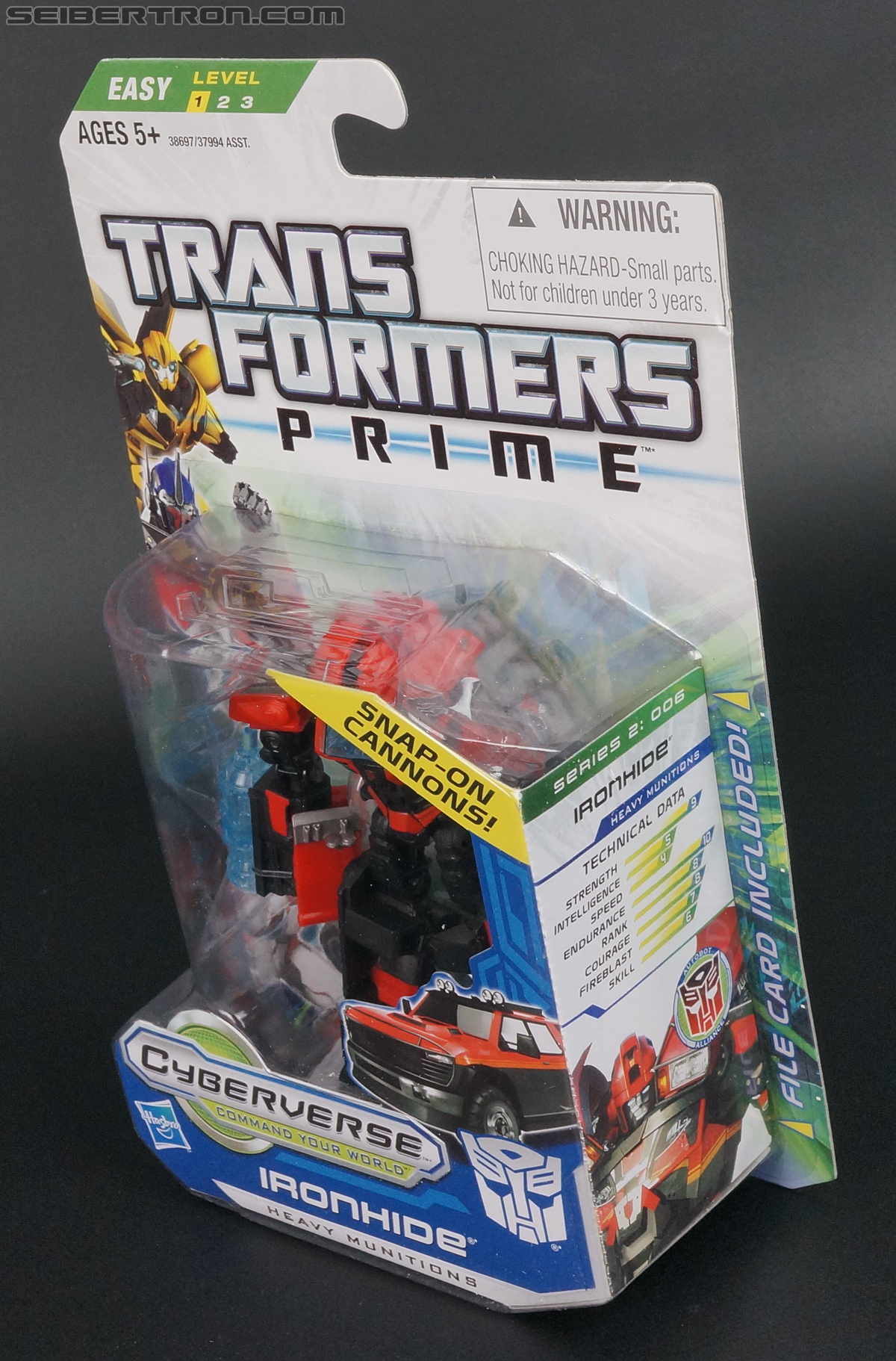 Transformers Prime: Cyberverse Ironhide (Image #12 of 131)