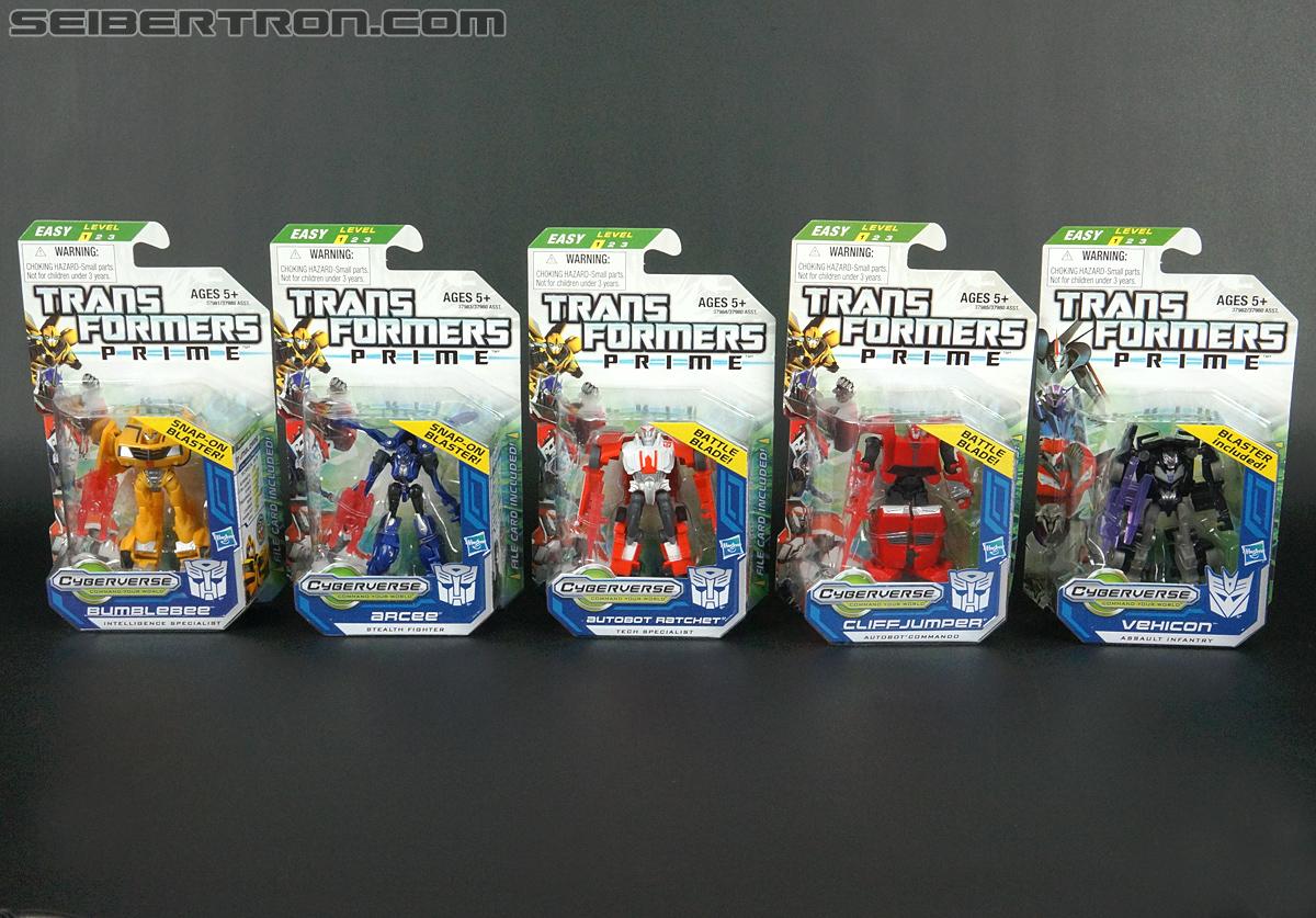 Transformers Prime: Cyberverse Arcee (Image #14 of 101)