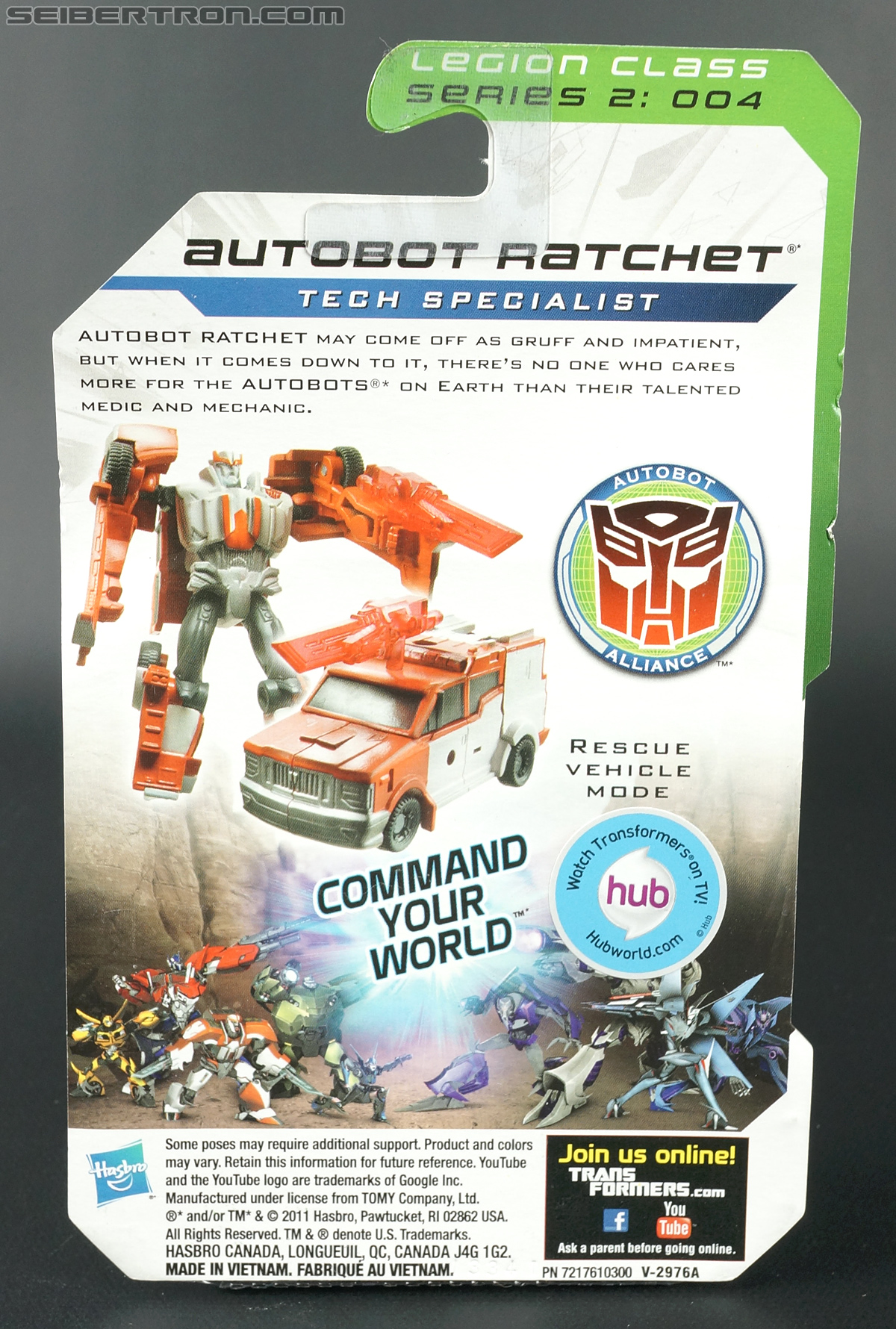 Transformers Prime: Cyberverse Ratchet (Image #5 of 111)