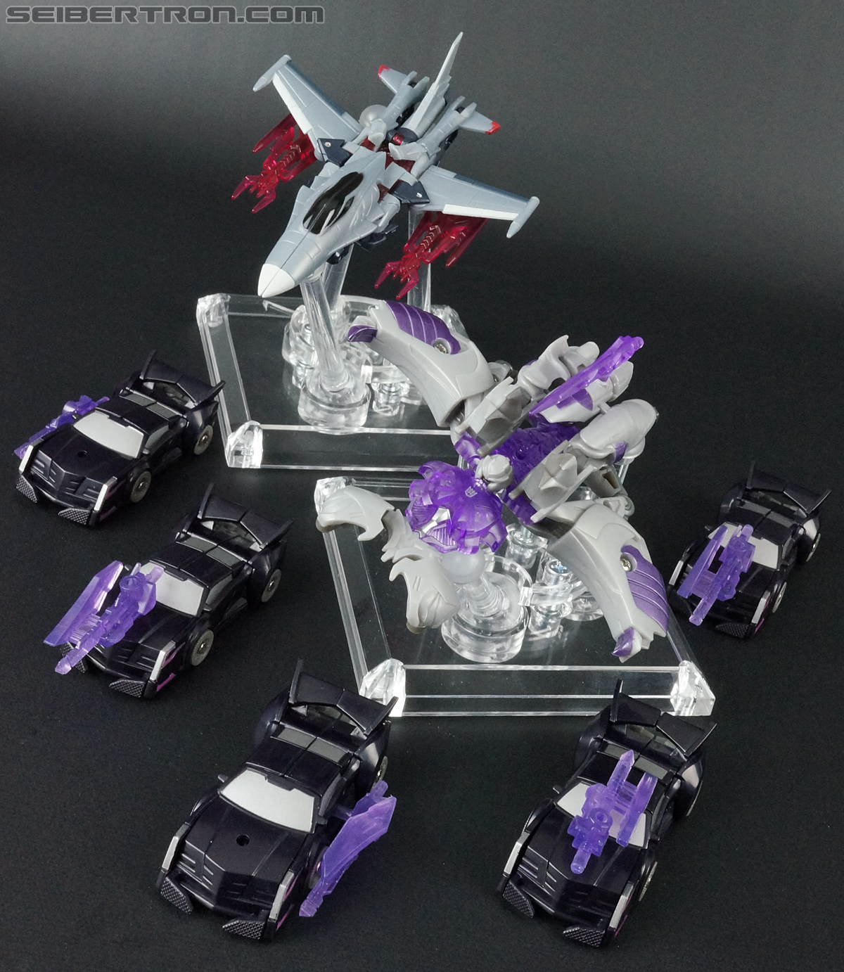 Transformers Prime: Cyberverse Megatron (Image #50 of 144)