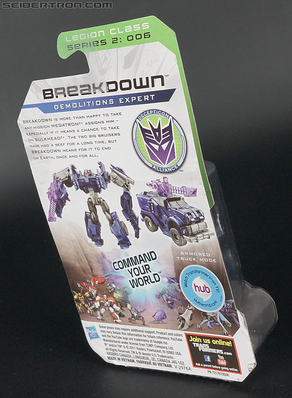 Transformers Prime: Cyberverse Breakdown (Image #4 of 90)