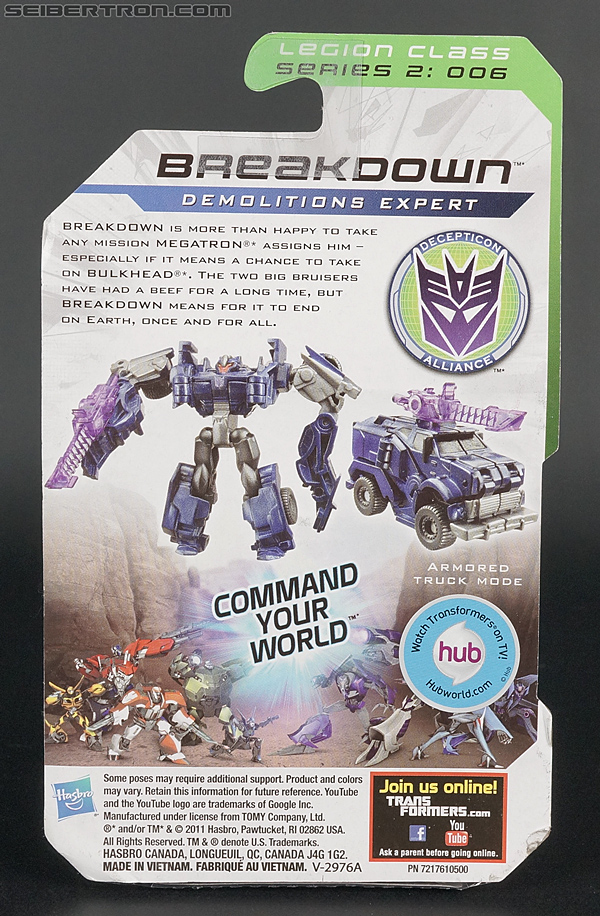 Transformers Prime: Cyberverse Breakdown (Image #5 of 90)