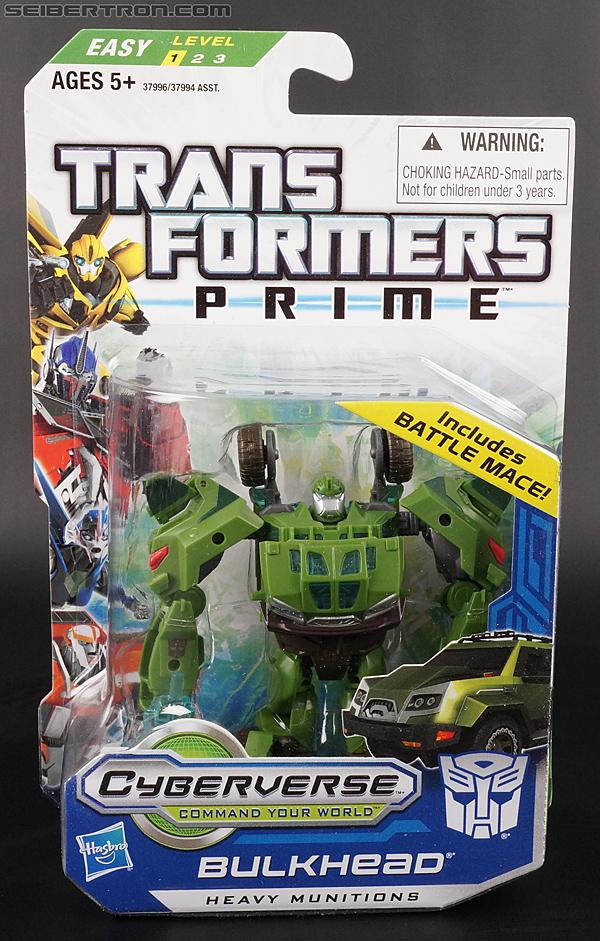 Transformers Prime: Cyberverse Bulkhead (Image #1 of 150)