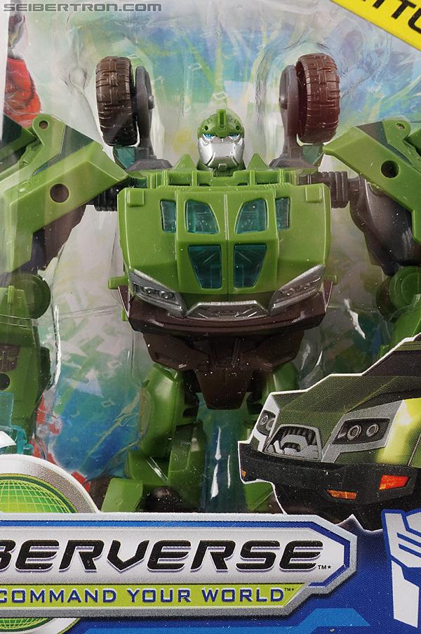 Transformers Prime: Cyberverse Bulkhead (Image #2 of 150)