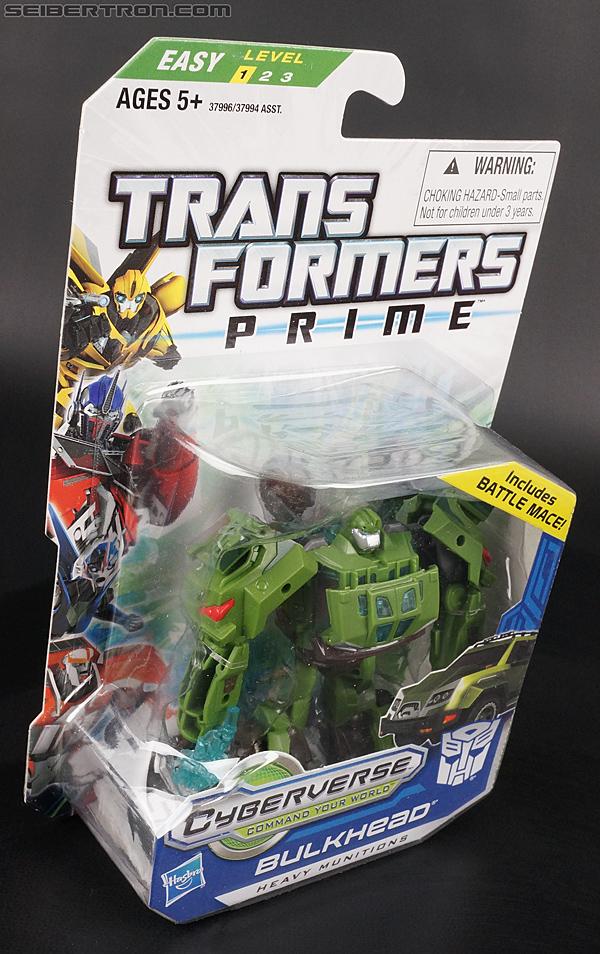 Transformers Prime: Cyberverse Bulkhead (Image #3 of 150)