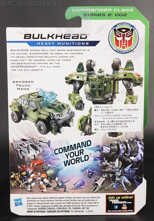 Transformers Prime: Cyberverse Bulkhead (Image #5 of 150)