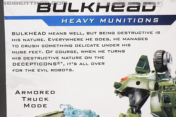 Transformers Prime: Cyberverse Bulkhead (Image #8 of 150)