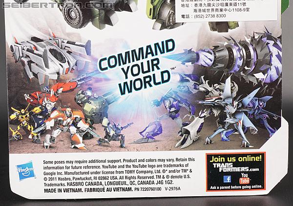 Transformers Prime: Cyberverse Bulkhead (Image #9 of 150)