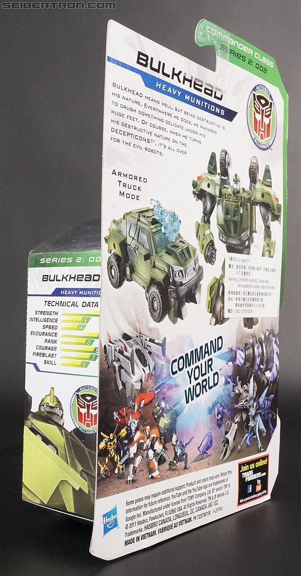 Transformers Prime: Cyberverse Bulkhead (Image #10 of 150)
