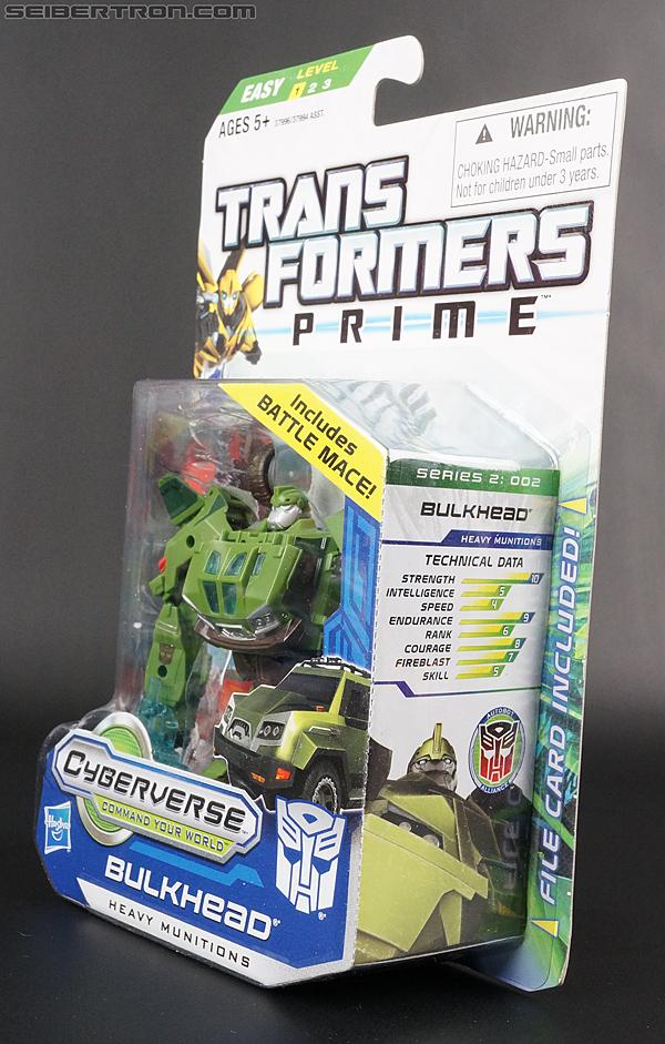 Transformers Prime: Cyberverse Bulkhead (Image #11 of 150)