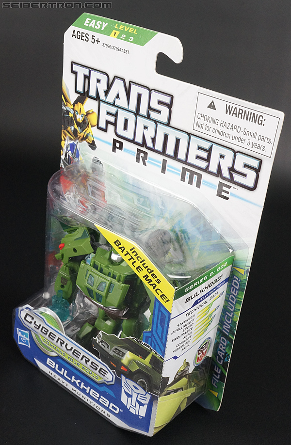 Transformers Prime: Cyberverse Bulkhead (Image #13 of 150)
