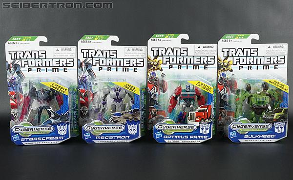 Transformers Prime: Cyberverse Bulkhead (Image #18 of 150)