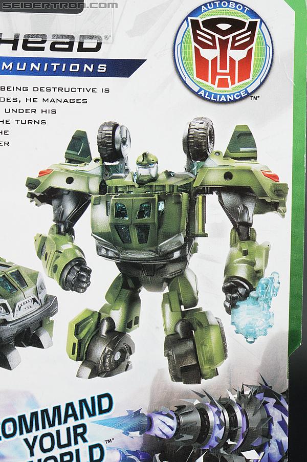 Transformers Prime: Cyberverse Bulkhead (Image #20 of 150)