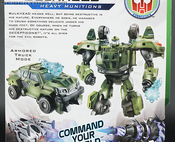 Transformers Prime: Cyberverse Bulkhead (Image #21 of 150)
