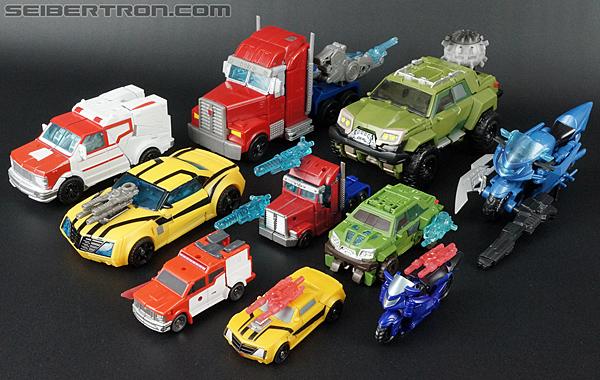 Transformers Prime: Cyberverse Bulkhead (Image #58 of 150)
