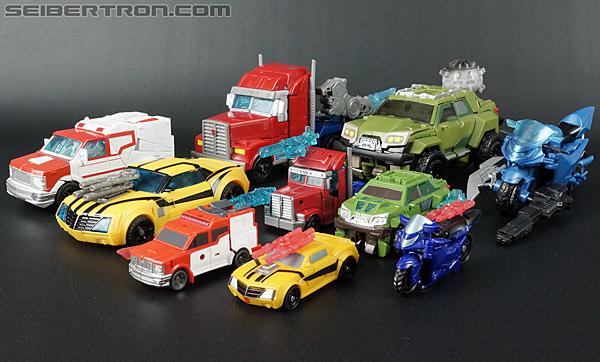 Transformers Prime: Cyberverse Bulkhead (Image #59 of 150)