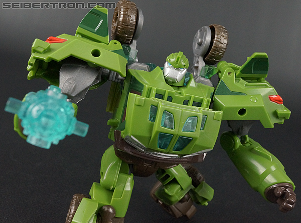 Transformers Prime: Cyberverse Bulkhead (Image #93 of 150)