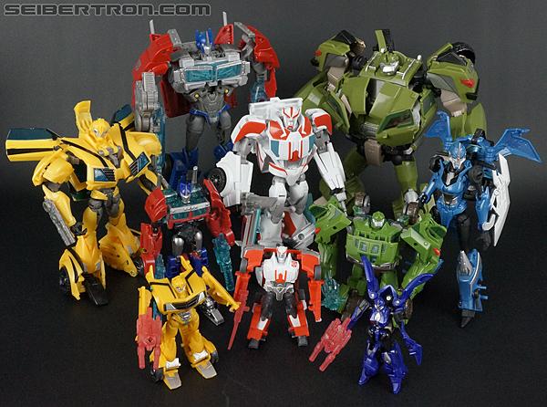 Transformers Prime: Cyberverse Bulkhead (Image #149 of 150)