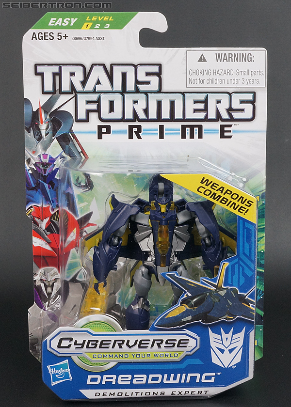 Transformers Prime: Cyberverse Dreadwing (Image #1 of 129)