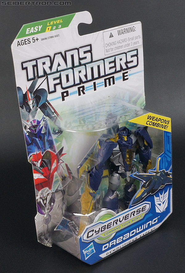 Transformers Prime: Cyberverse Dreadwing (Image #4 of 129)