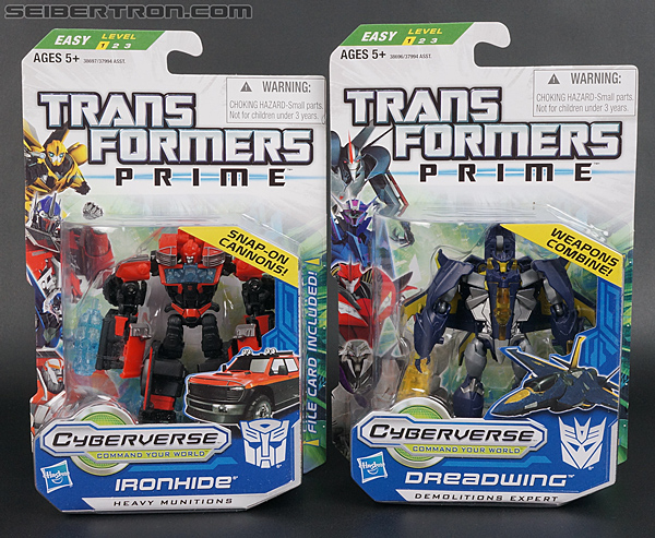 Transformers Prime: Cyberverse Dreadwing (Image #16 of 129)