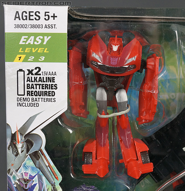 Transformers Prime: Cyberverse Knock Out (Image #2 of 146)