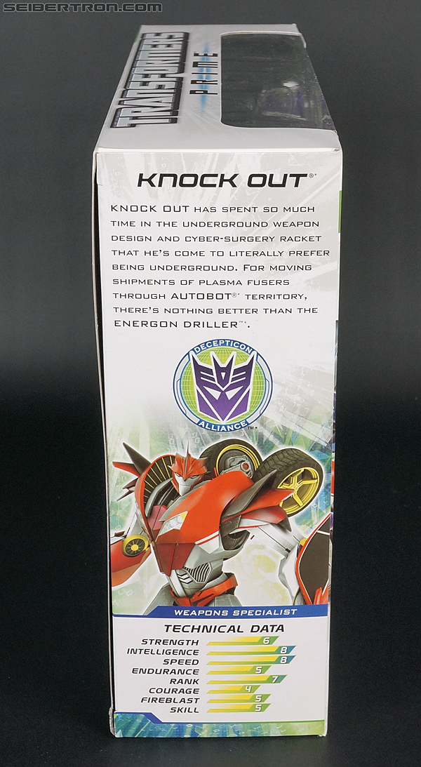 Transformers Prime: Cyberverse Knock Out (Image #3 of 146)
