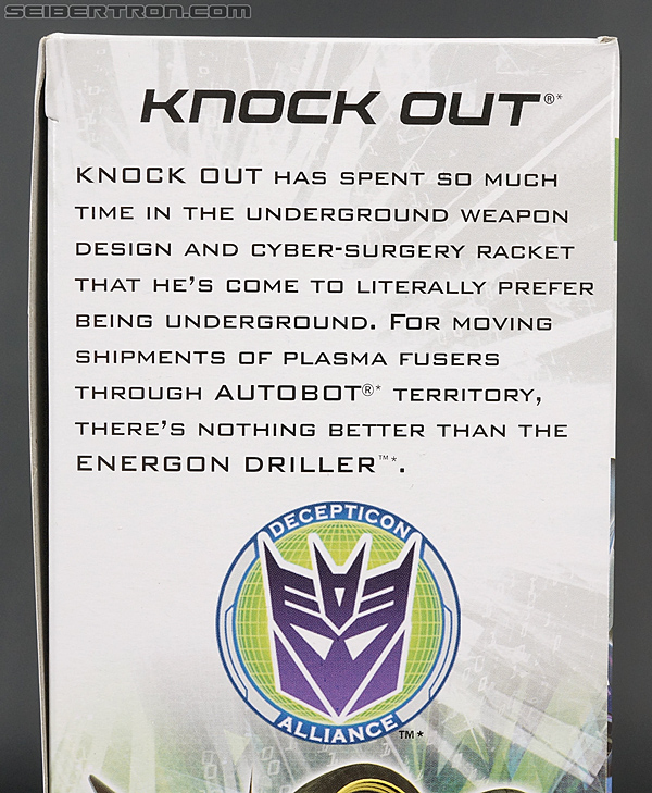 Transformers Prime: Cyberverse Knock Out (Image #4 of 146)