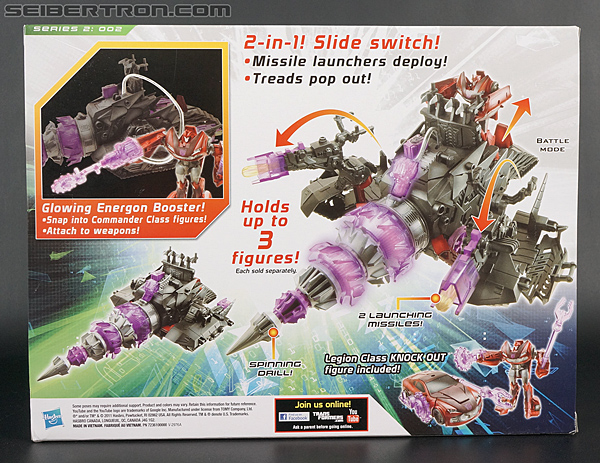 Transformers Prime: Cyberverse Energon Driller (Image #10 of 108)