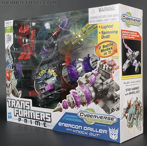 Transformers Prime: Cyberverse Energon Driller (Image #19 of 108)