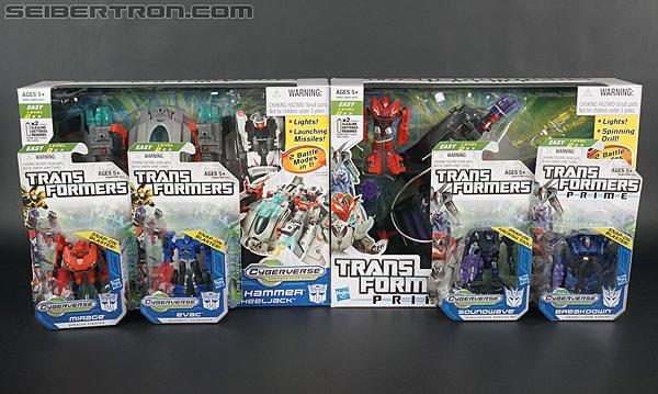 Transformers Prime: Cyberverse Energon Driller (Image #26 of 108)