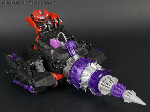 Transformers Prime: Cyberverse Energon Driller gallery