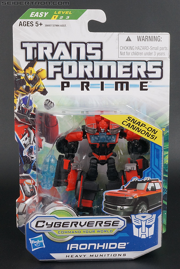 Transformers Prime: Cyberverse Ironhide (Image #1 of 131)
