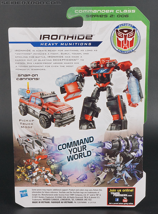 Transformers Prime: Cyberverse Ironhide (Image #5 of 131)