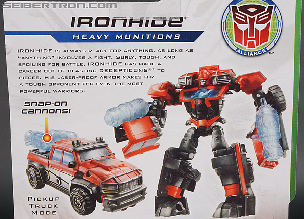 Transformers Prime: Cyberverse Ironhide (Image #6 of 131)