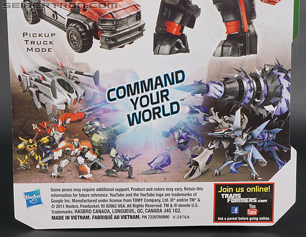 Transformers Prime: Cyberverse Ironhide (Image #7 of 131)