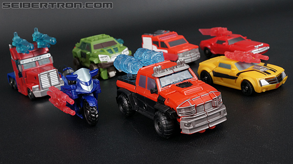 Transformers Prime: Cyberverse Ironhide (Image #48 of 131)