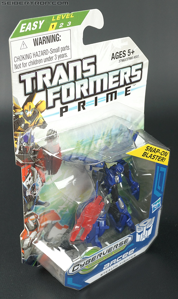 Transformers Prime: Cyberverse Arcee (Image #3 of 101)